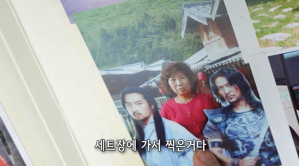 뭉클한 감동 안겨준 박막례 할머니 과거사진 편 (영상)