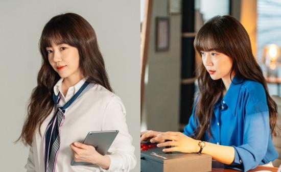"""""""커리어우먼vs게임러버""""…임수정, 1人2色 매력 (검블유)"""