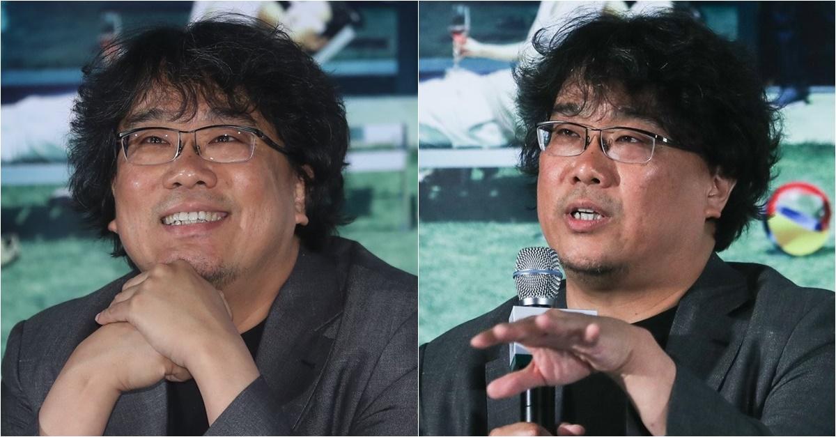 """""""서울 한복판 공포 사건""""...10년째 구상 중이라는 봉준호 감독 차기작"""