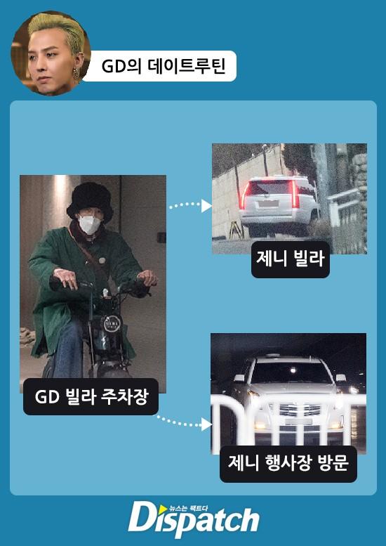 Mobil G-Dragon yang diketahui terparkir di venue konser BLACKPINK