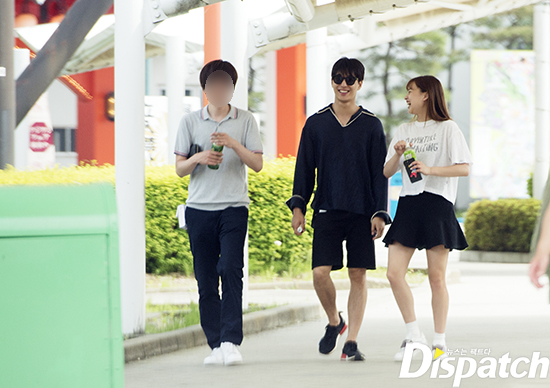 FTISLAND Jonghoon Dating gymnast Son Yeonjae