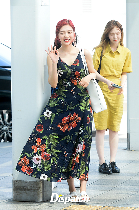 'Are You A Runway Model?'…Joy's Airport Fashion