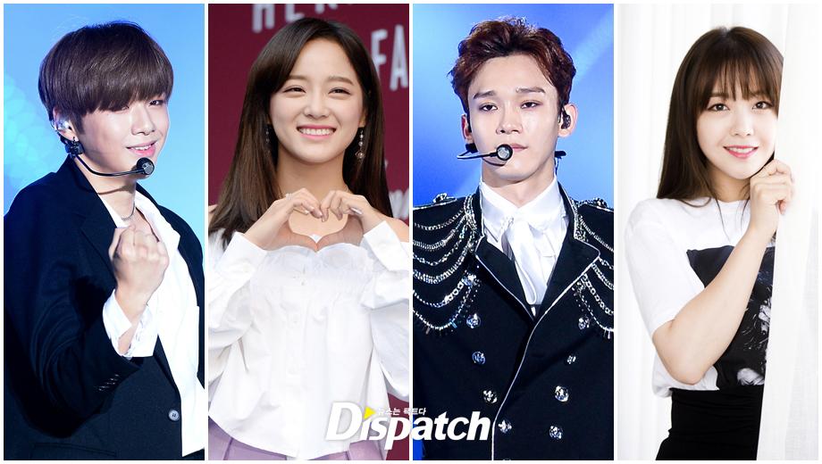 Idol Groups Who Made Comeback On November Korea Dispatch