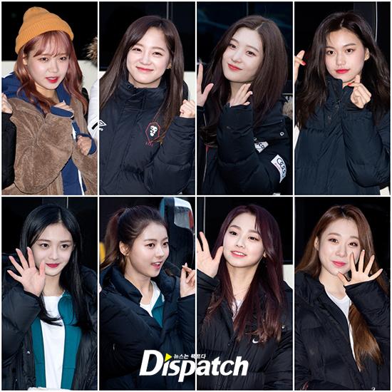 Long time no see!, I O I members at 2018 ISAC   Korea Dispatch