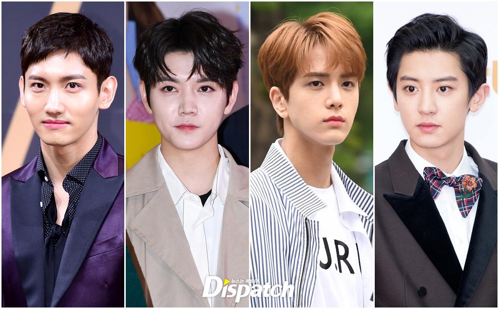 Those Eyes Kpop Idols Who Have Such Beautiful Eyes Korea Dispatch