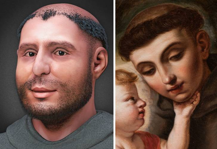 Image result for facial reconstruction historical figures