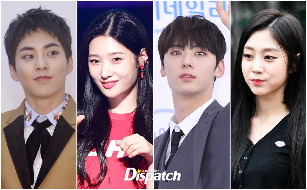 Those Eyes Are Kpop Idols Who Look Like A Desert Fox Korea Dispatch